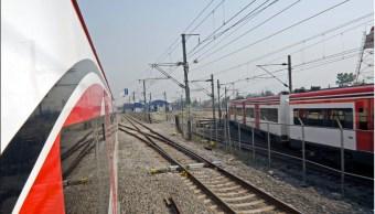 Tren Suburbano brinda servicio gratuito por sismo