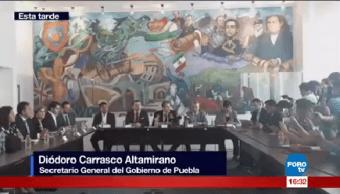 Suspenden Puebla servicio Cabify gobierno permiso revoca