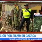 Suspenden festejos patrios en Oaxaca tras sismo del jueves