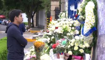 Tec de Monterrey CDMX rinde homenaje a muertos por sismo magnitud 7.1