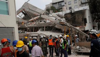 Rescate de personas es la prioridad-reitera Osorio Chong