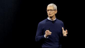 Tim Cook, presidente ejecutivo de Apple