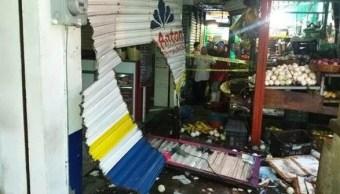 Explosión en tortillería de Veracruz causa cinco heridos