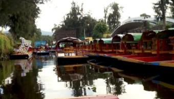 simo turistas trajineras xochimilco nativitas chinampas