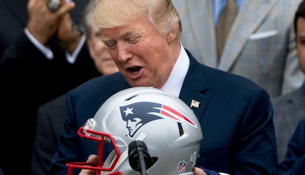 Donald Trump, Barack Obama, NFL, racismo
