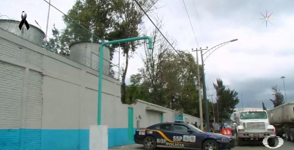 Usan a niños en Iztapalapa para robar pipas de agua tras sismo. (Noticieros Televisa)