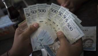 Venezuela tiene una carencia de billetes