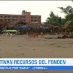 Veracruz Empieza Reactivarse Huracán Katia