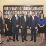 Videgaray refrenda apoyo de México con dreamers