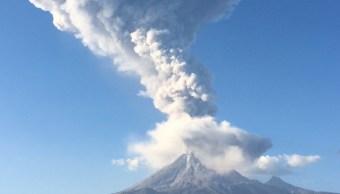 Volcán de Fuego de Colima podría iniciar una nueva etapa explosiva