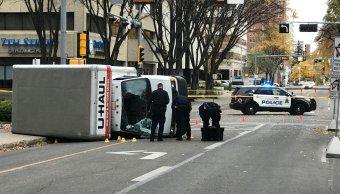 Policía de Canadá acusa a somalí por ataques en Edmonton