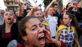 Catalanes piden independencia
