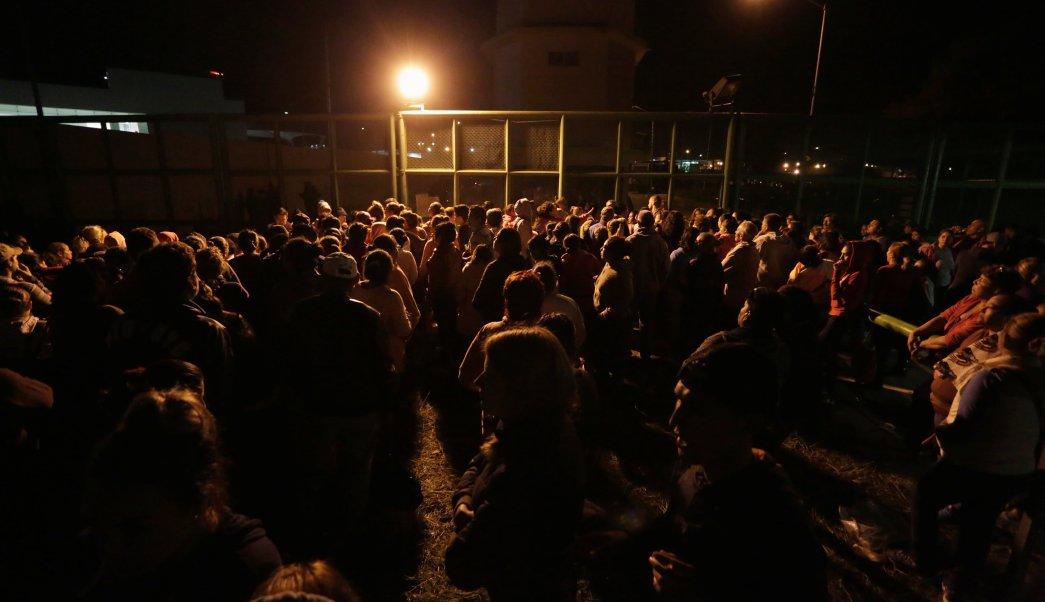 familiares internos penal cadereyta enfrentan autoridades