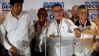 oposicion venezuela desconoce elecciones triunfo gobierno