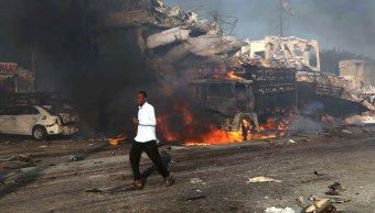 México condena ataque terrorista capital Somalia