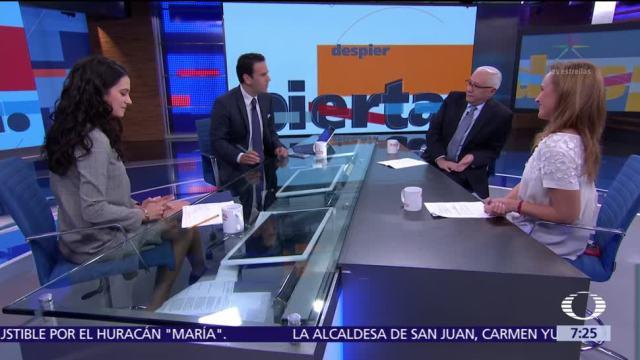 México y el sismo del 19 de septiembre, análisis en Despierta
