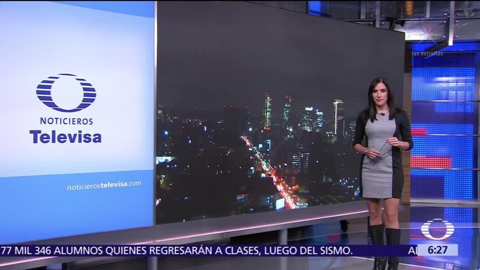 Las noticias, con Danielle Dithurbide: Programa del 2 de octubre del 2017
