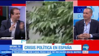 La crisis política en España Mauricio Meschoulam