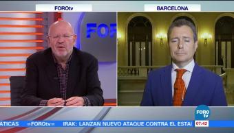 Crece la tensión en Cataluña tras el referéndum