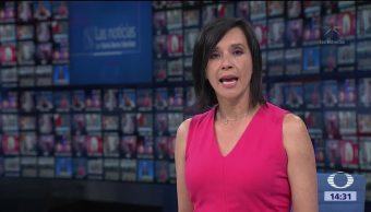 Las noticias, con Karla Iberia: Programa del 4 de octrubre de 2017