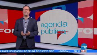 Agenda Pública: Programa del 4 de octubre de 2017