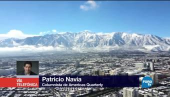 Genaro Lozano entrevista a Patricio Navia