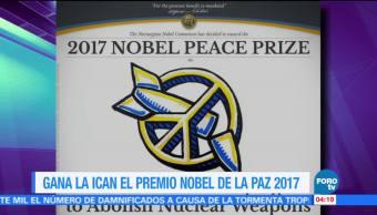Premio Nobel Paz 2017, Campaña Internacional para abolir Armas Nucleares