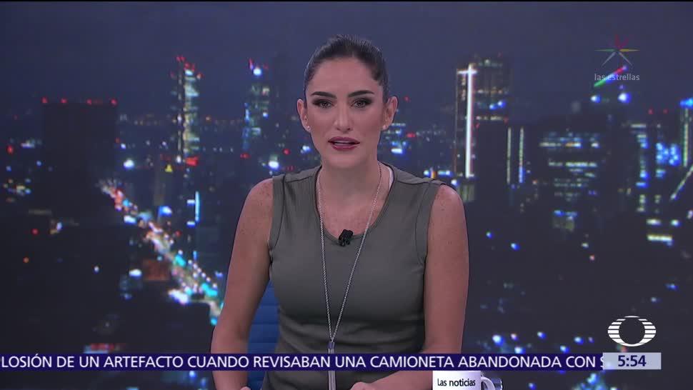 Las noticias, con Danielle Dithurbide Programa del 6 de octubre del 2017