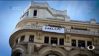 Movimiento 'Parlem, Hablemos', la invitación al diálogo en España