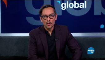 Genaro Lozano entrevista a Víctor Suárez