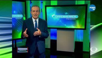 Oppenheimer: programa del 7 de octubre de 2017