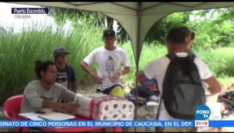 Surfistas lanzan iniciativa para recaudar fondos para damnificados de sismos