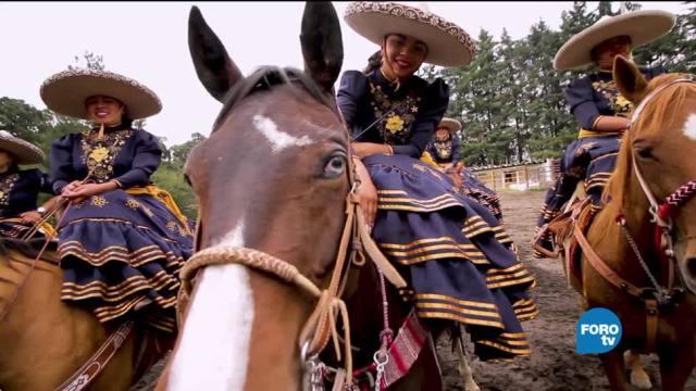 UNAM conforma primer equipo de escaramuza charra