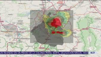 Tras sismo, 67 colonias en la CDMX son de mayor riesgo