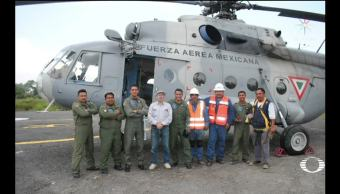 Maniobra de alta precisión para restablecer servicio de agua en Nezahualcóyotl