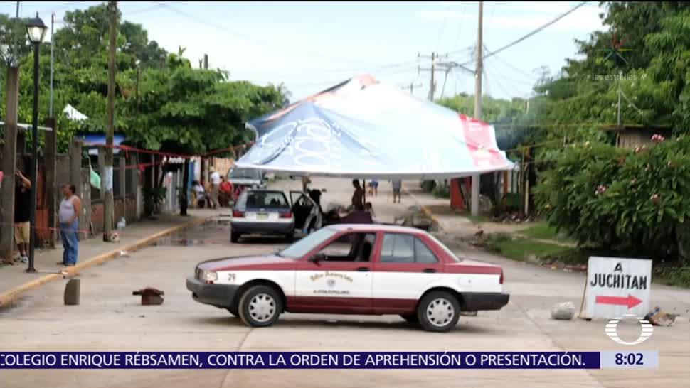 Fundación Cadena atiende emergencia por sismo del 7 de septiembre en Oaxaca