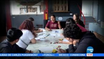 Proyecto 7.1, Movimiento Artístico de Reconstrucción Social