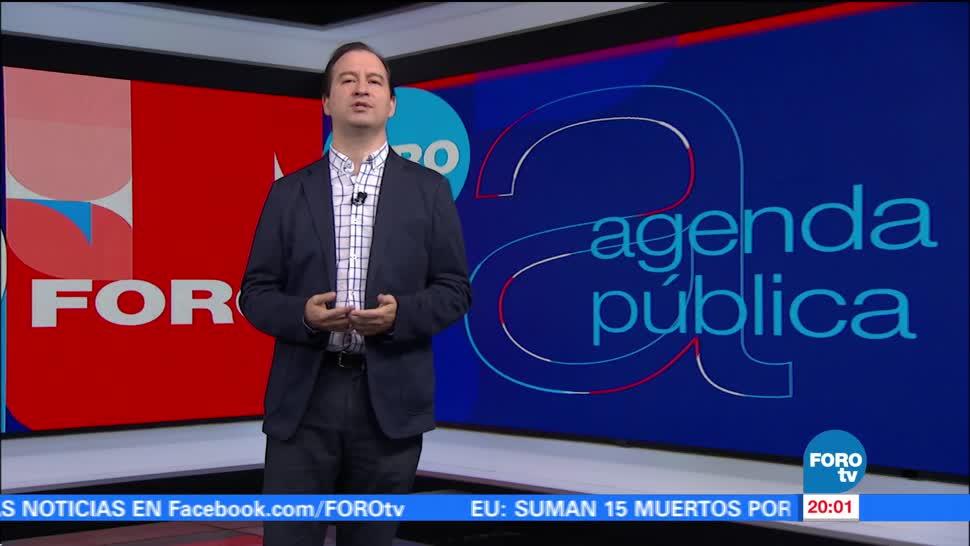Agenda Pública Programa del 10 de octubre de 2017