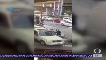 Graban asalto contra el comediante Franco Escamilla