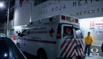 Balacera en la Cruz Roja de Tlalnepantla