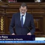 Rajoy advierte que no habrá mediación con Cataluña