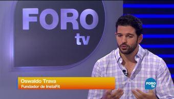 Entrevista con Oswaldo Trava de InstaFit
