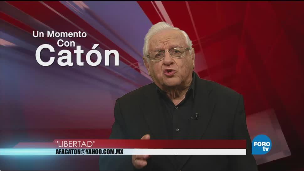 Un momento con Armando Fuentes 'Catón' del 11 de octubre