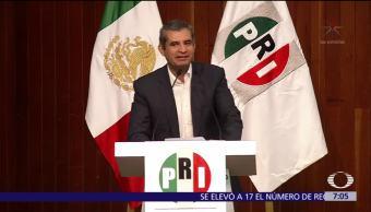 PRI celebra Consejo Político Nacional rumbo a la elección del 2018