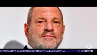 Escándalo de Harvey Weinstein salpica a Hollywood y Washington