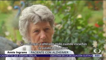 Practicar ping pong reduce síntomas del Alzheimer