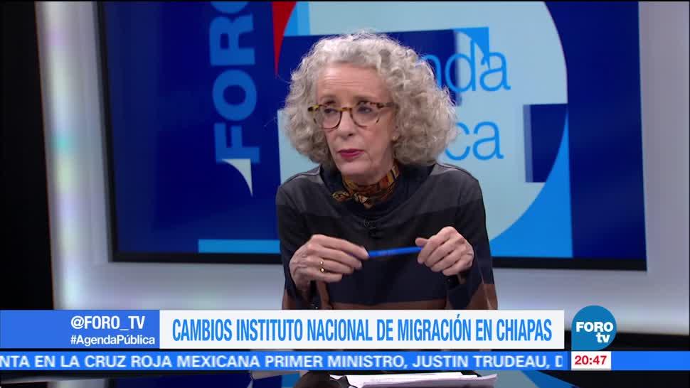 Marta Lamas habla sobre el coloquio en diálogo con XY