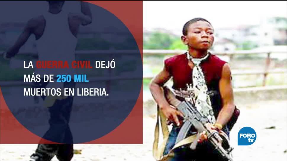 Las primeras elecciones pacíficas de Liberia