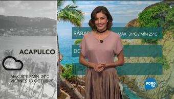 El Clima En Una Hora con Daniela Álvarez