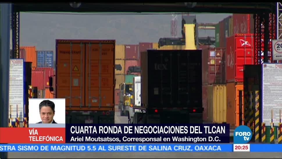 Detalles de la renegociación del TLCAN